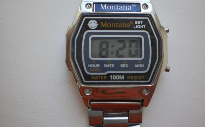 Часы Montana [Архив] - Часовой