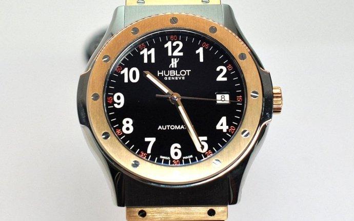 Часы наручные Hublot Хаблот 1915.7