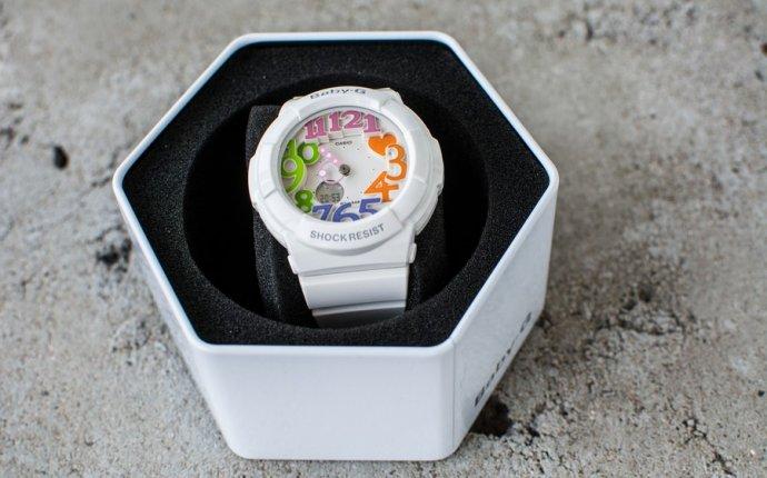 Casio Baby-G — серия часов