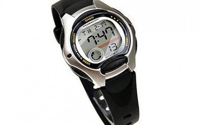 Электронные часы наручные женские :: Магазин часов