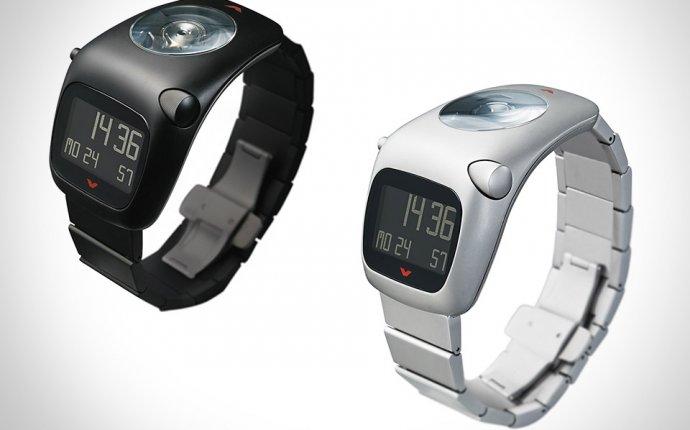 Электронно-механические часы