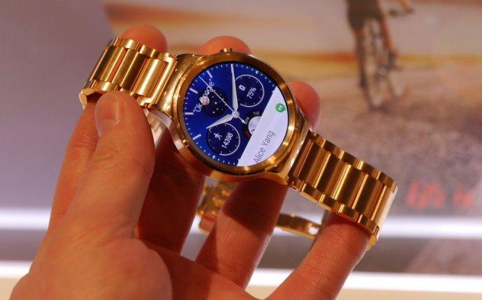 Huawei Watch: самые красивые