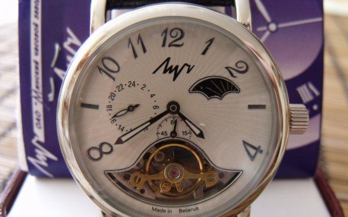 Какие часы носят белорусы: