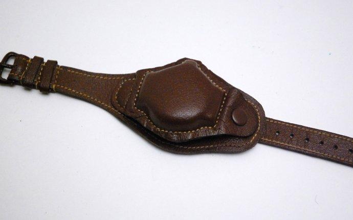 Кожаный ремешки для наручных
