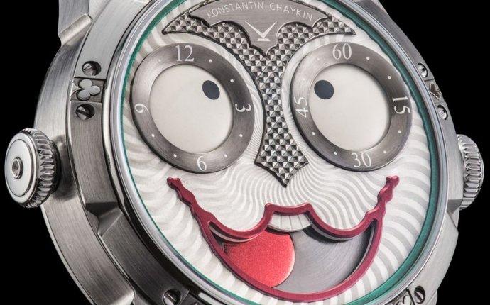 Часы Konstantin Chaykin Joker