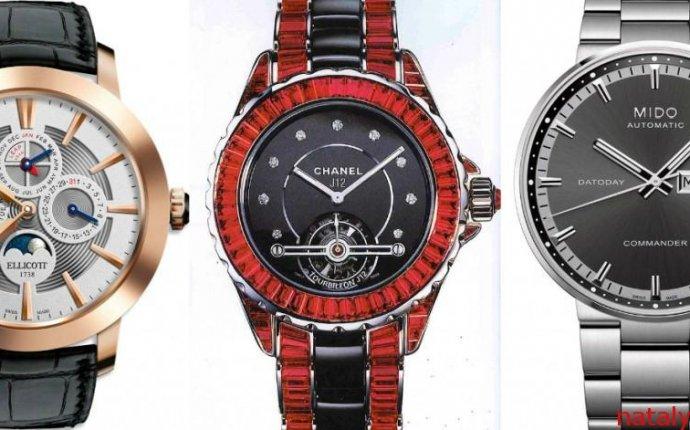Модные мужские часы 2015