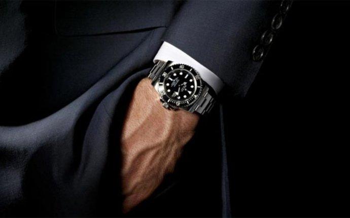 Мужские часы — карточка от