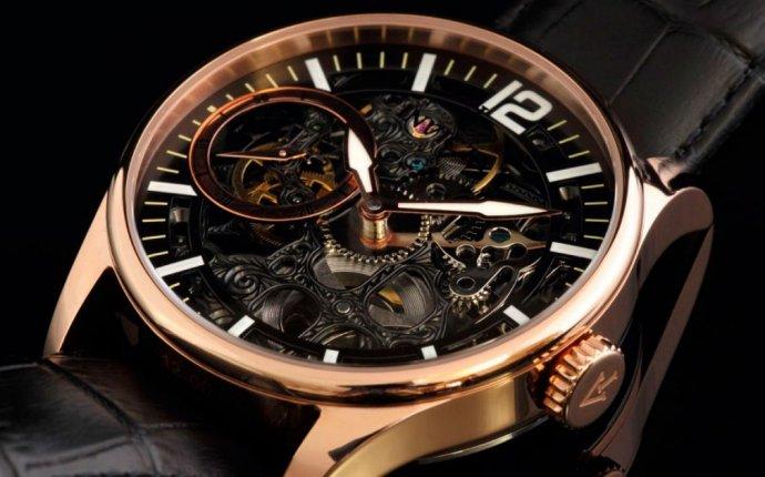 Мужские часы скелетоны механические с автоподзаводом (10 фото)