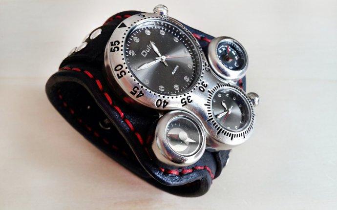 Часы Watford 3.0 - необычность