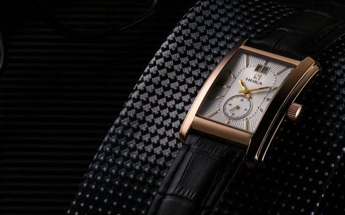 НИКА - женские золотые часы