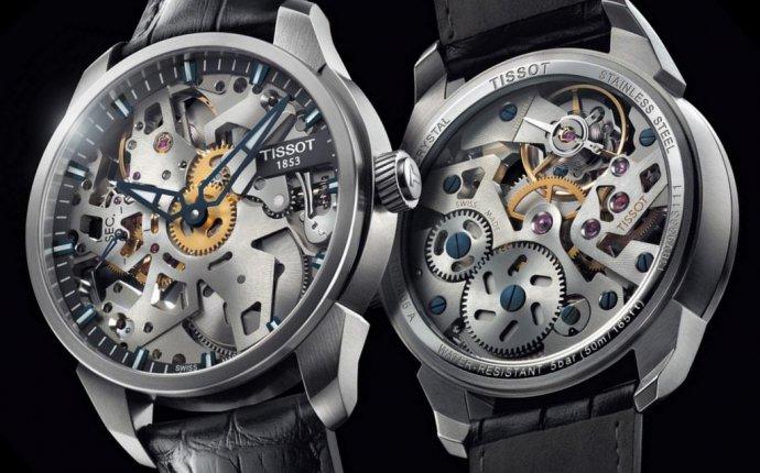 названия швейцарских часов