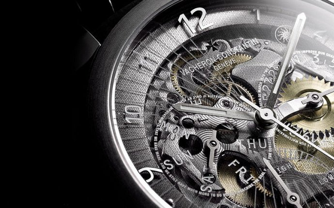 Швейцарские часы. Фото