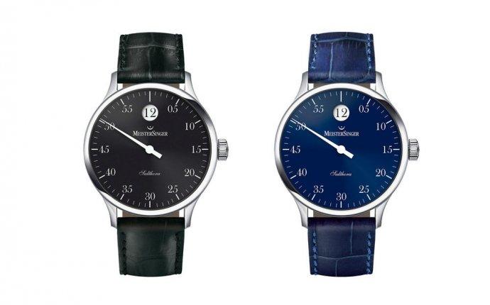 Стильные наручные часы с одной