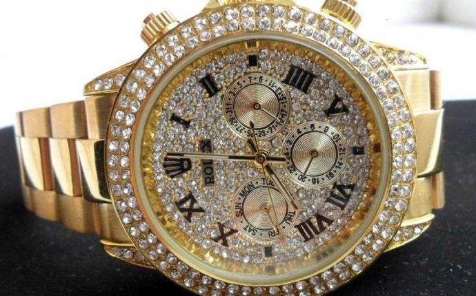 Супер крутые швейцарские часы