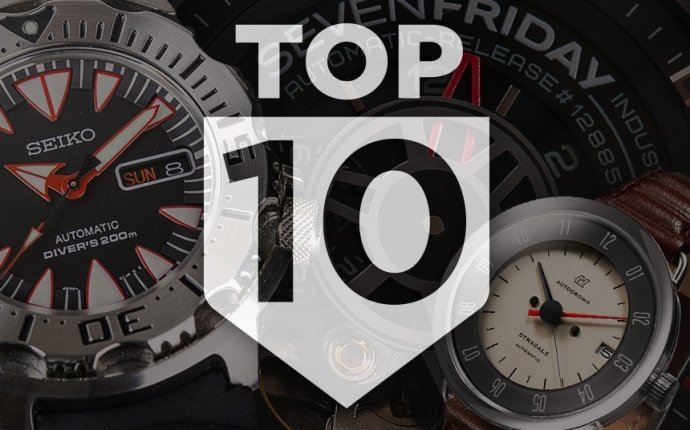 ТОП 10 Бюджетных часов - Всё о часах