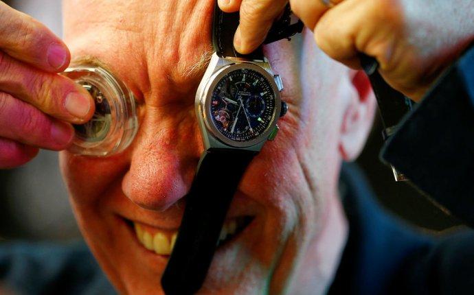 Экспорт швейцарских часов в